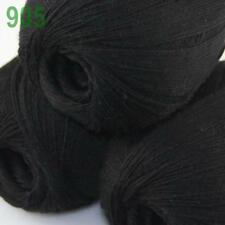 AIP 3 Balls x50gr LACE Soft Acrylic Wool Cashmere hand knit Crochet Wrap Yarn 05