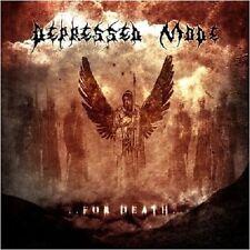 DEPRESSED MODE - ...For Death CD