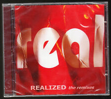 REAL - REALIZED - THE REMIXES - CD ALBUM (2007) - 11 TRACKS - VGC
