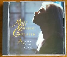 Mary Chapin Carpenter - A Place In The World - Buy 1 Item Get 3 at Half Price