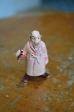 ancienne figurine Tintin esso belvision 73 Rastapopoulos