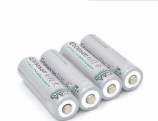 4pcs Etinesan 14500 lifepo4 aa rechargeable lithium li battery for solar lights