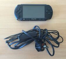 Sony PlayStation PSP E1003 Street 16GB + Games Silent Hill Digimon Charger #01