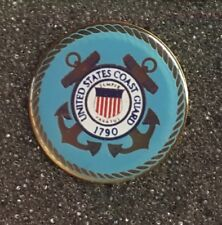 UNITED STATES COAST GUARD 1790 USA LAPEL PIN US MILITARY MADE IN AMERICA