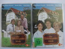 Schwarzwaldklinik Sammlung Staffel 3 + 4 - Arzt Klausjürgen Wussow, Sascha Hehn