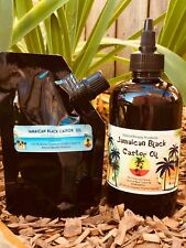 350ml (250ml and a FREE 100ml refill)- JAMAICAN BLACK CASTOR OIL -100% Pure
