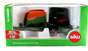 SIKU AMAZONE SEEDER 2275 EDX 6000-TC Diecast Seeder Drill