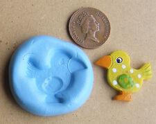 Reusable Bird Silicone Food Safe Mould, Mold, Sugarcraft, Jewellery, Cake SAFB2