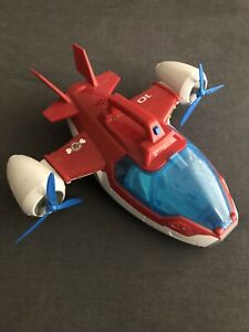 Paw Patrol Lights And Sounds Helicopter Plane In Great Preloved Condition!!!