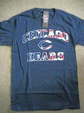 CHICAGO BEARS T-SHIRT SIZES SMALL, AND MED.  NEW WITH TAG