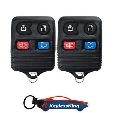 Replacement for Ford Focus - 2008 2009 2010 2011 2012 2013 2014 Keyless Remote