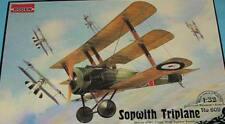 1/32  WWI Sopwith Triplane  RODEN 609 Model kit