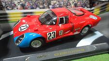 ALFA ROMEO 33.2 Racing # 23 Daytona Rouge 1/18 de RICKO 32145 voiture miniature
