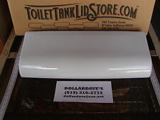 Crane Criterion White Toilet Tank Lid / Cover / Top Very Rare!