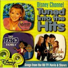 VARIOUS ARTISTS - DISNEY CHANEL: TUNED INTO THE HITS - EP CD, 2004