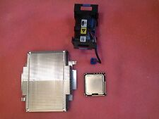 INTEL XEON SIX CORE 2.8GHZ CPU KIT PROCESSOR DELL POWEREDGE R610 X5660 SLBV