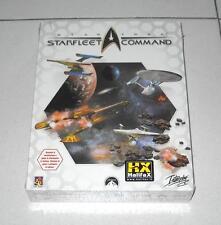 Gioco Pc Cd STAR TREK STARFLEET COMMANDO Interplay 1999 NUOVO