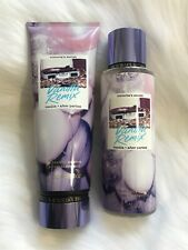 Victoria's Secret Fragrance Mist & Lotion Set - Vanilla Remix - UK SELLER 💜