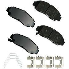 Disc Brake Pad Set-EX Front Akebono ASP787A