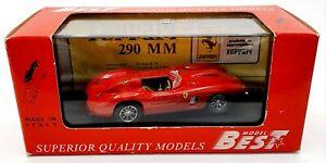 EBOND Modellino Ferrari 290MM 9063 - Model Best - 1:43 - 0136.