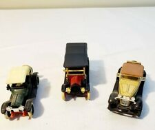 ERTL CLASSIC VEHICLES 1:43 ~ 1912 BUICK ~ 1914 CHEVY ROYAL ~ 1932 FORD ROADSTER
