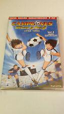 """DVD """"CAMPEONES OLIVER Y BENJI VOL 3"""" 2 DVD REMASTERIZADA"""
