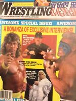 Wrestling USA Magazine Sgt. Slaughter Kerry Von Erich February 1991 041818nonrh