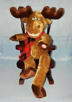 Dan Dee Grandma Got Run Over by Reindeer Rocking Chair Christmas Animated *VIDEO