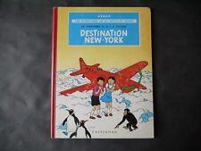 HERGE TINTIN JO ZETTE ET JOCKO DESTINATION NEW YORK B31 BIS DE 1962