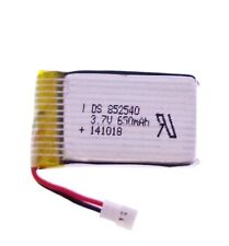2pc alot Upgraded Syma X5C X5 3.7V 650mAh 25C Lipo Battery for syma quadcopter