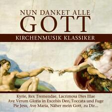 Nun Danket Alle Gott-Kirchenmusik Klassiker von Various Artists (2012)