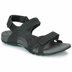 Shoes Sandals Trekking Merrell Sandspur Convertible Women's Rift Strap Black