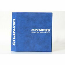 Olympus Sale Information File - Fachbuch - Buch - Book - Produkthandbuch - ENG