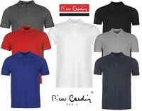 POLO UNI PIERRE CARDIN HOMME LOGO BRODÉ COLLECTION 2019 DU S AU 6XL