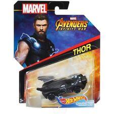 Mattel Hot Wheels Marvel Character coche