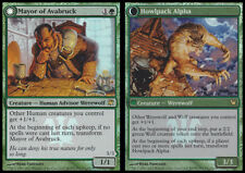 MTG MAYOR OF AVABRUCK FOIL EXC - SINDACO DI AVABRUCK - PROMO - MAGIC
