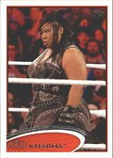 2012 Topps WWE #33 Kharma