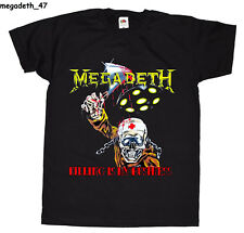 MEGADETH  T-shirt Printed