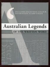 Australia - 2010 - $24.95 Prestige Booklet - Legends of the Written Word