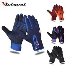 Waterproof Cycling Gloves Full Finger Touch Screen Men Women Bike Gloves