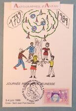 ♦ Coise Saint Jean Pied Gauthier - Journée régionale jeunesse 1789 1989 - Savoie