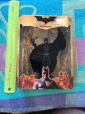 Batman Begins Collector Edition Action Figure Cape Mattel 2005 Nib 1D