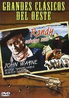 Randy Cabalga Solo - Randy Rides Alone