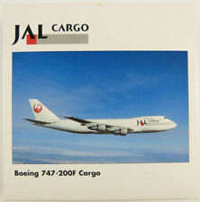Boeing 747-200F Cargo JAL Cargo Herpa 502443 1:500 in OVP [M7]