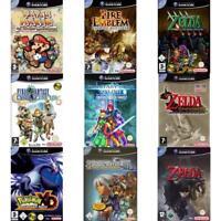 Nintendo GameCube - Best of Rollenspiele RPG - Zustand auswählbar