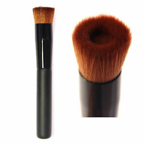 Makeup Flat Tops Pinsel Liquid Foundation Bürste Kosmetikpinsel Schminkpinsel