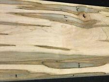"Highly Figured Ambrosia Maple Board Wood Lumber 7""X51"" FREE SHIP!"