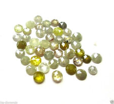 2.00-2.50 mm Natural Real Multi Color Rose Cut Loose Diamond Lot of 10 pieces