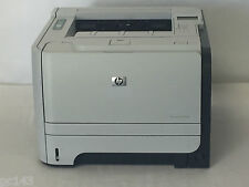 HP LASERJET P2055DN AUTO DUPLEX MONO PRINTER NO TONER PAGE COUNT BELOW 50,000