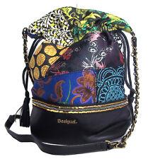 Desigual Tasche Schultertasche Bag Patchwork NEU 67X51G6  VIGO HONG KONG PATCH